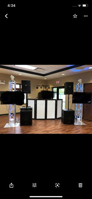 Dj Equipment for sale for Sale in IL, US