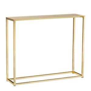 Gold Console Table for Sale in Washington, DC