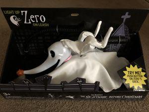 Nightmare Before Christmas Zero for Sale in San Bernardino, CA