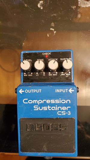 Boss Compression/Sustainer CS-3 for Sale in Omaha, NE
