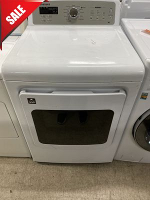 🌟🌟Delivery Available Electric Dryer Samsung White #1012🌟🌟 for Sale in Orlando, FL