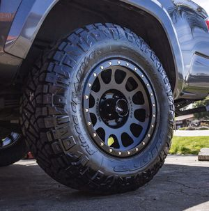 """17"""" METHOD Off-Road Wheels Blowout ✅ 17 x 8.5 Method Matte Black Wheels ✅ Wheel Style MR305 NV Only ✅ 6 x 139.7 ( Brand New In Box - Rims Only ) for Sale in La Habra, CA"""