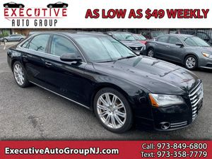 2012 Audi A8 for Sale in Irvington, NJ