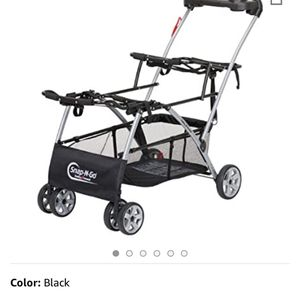 Baby Trend Snap N Go Double Stroller for Sale in Rockdale, IL