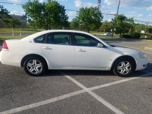 nice Chevy impala 2008 for Sale in Fort Washington, MD