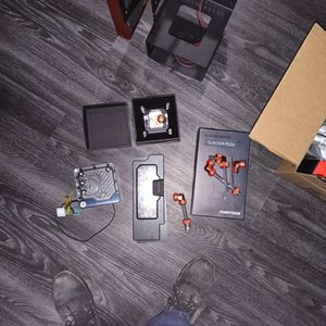 Water Cooling Parts + Hydra Case And Accessories. for Sale in Arlington, WA