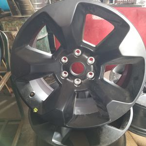 20inches Black brand new rims for Sale in Clearwater, FL