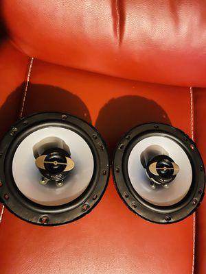 JL AUDIO 6.5 DOOR SPEAKERS for Sale in Turlock, CA