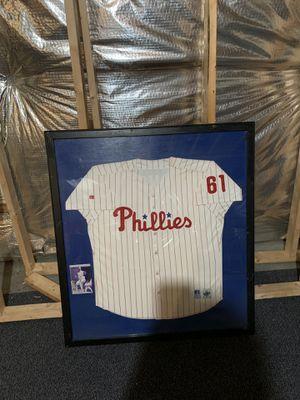 Wayne Gomes Baseball Jersey for Sale in Springfield, VA