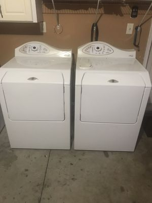Maytag Neptune washer and dryer for Sale in Dade City, FL