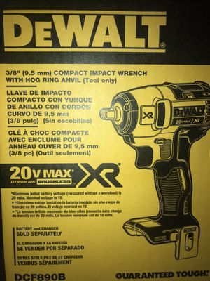 3/8 inch impact wrench for Sale in Sandy, UT