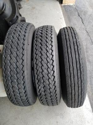 """Trailer tires 12"""" for Sale in Pompano Beach, FL"""