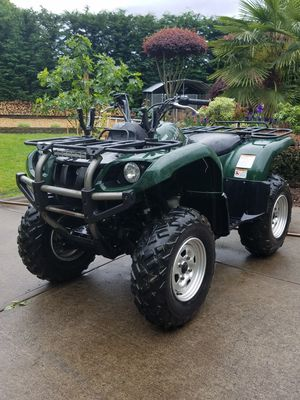 2004 Yamaha Grizzly 660 low hours for Sale in Vancouver, WA