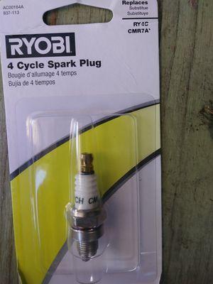 Ryobi r cycle spark plug for Sale in Davenport, FL