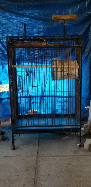 Parrot Cage for Sale in Nipomo, CA