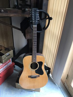 Guild a12 Madeira 12 string guitar for Sale in Westlake, OH