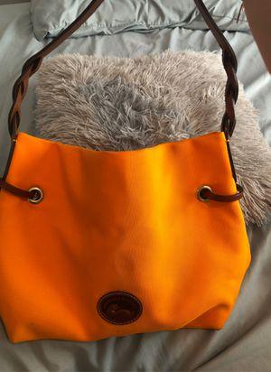 Orange Dooney and Bourke Shoulder bag for Sale in Columbus, OH