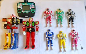 Mighty Morphin Power Rangers Flip Heads for Sale in Coral Gables, FL