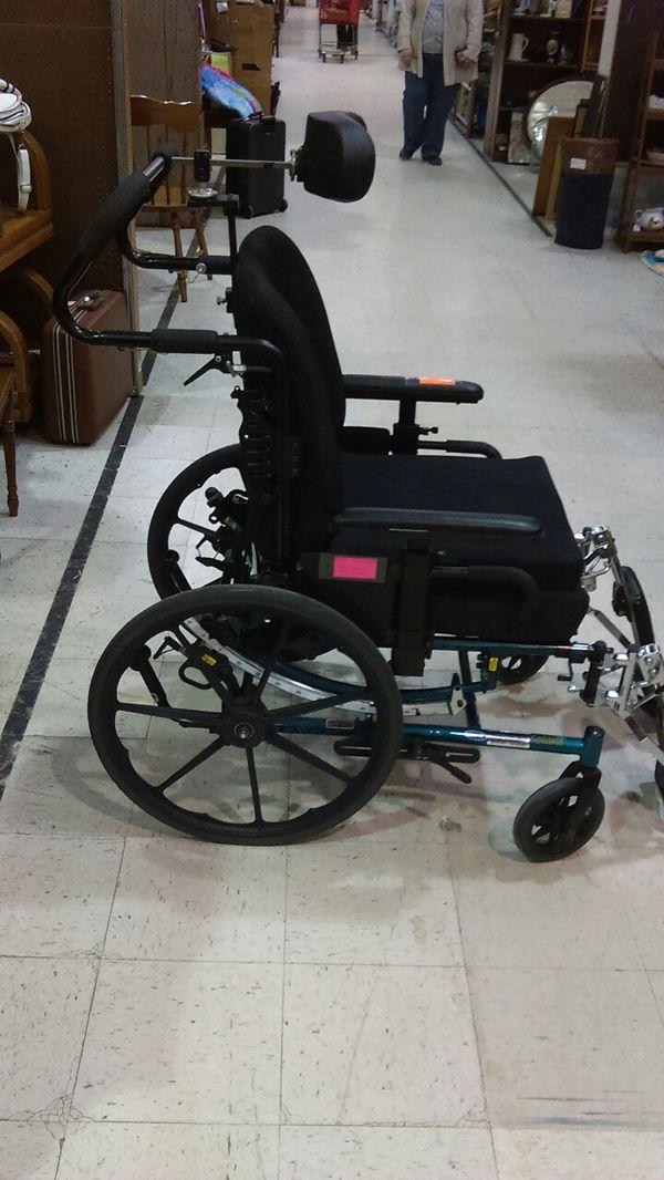Solara wheelchair