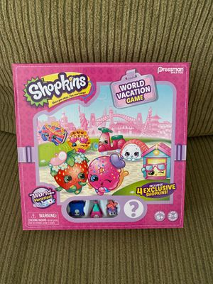Shopkins World Vacation Game! for Sale in El Paso, TX