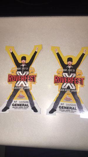 RoverFest Tickets for Sale in Cleveland, OH