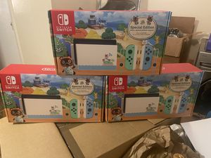 Brand new special edition Nintendo switch for Sale in Hampton, VA