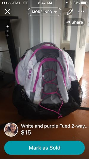 Backpack for Sale in Cleveland Heights, OH