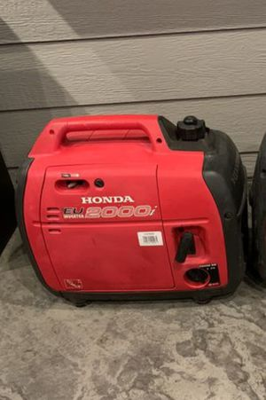 Honda generator for Sale in Kent, WA
