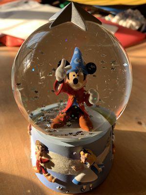 Disney Snow Globe - Mickey Mouse Fantasia Sorcerer for Sale in La Crescenta-Montrose, CA