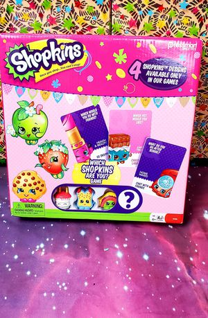Shopkins Which Shopkins are you game? for Sale in Santa Ana, CA