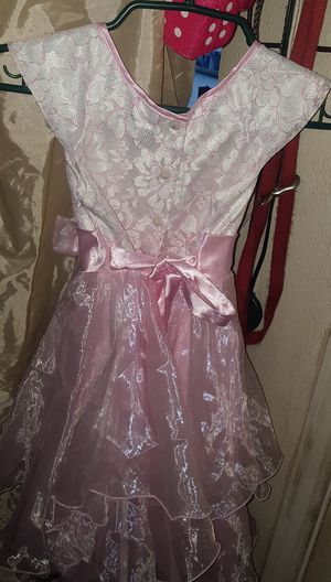 Jona Michelle Flower Girl/Party Dress W/ Poochie & Company Purse for Sale in Vancouver, WA