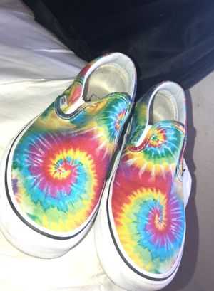 Vans Tie Dye for Sale in Denver, CO