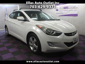 2012 Hyundai Elantra for Sale in Woodford, VA