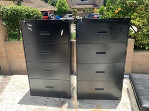 File cabinets 4 drawer Hon for Sale in Carlsbad, CA
