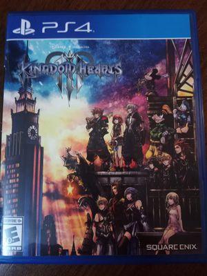 Kingdom Hearts 3 for Sale in Zephyrhills, FL