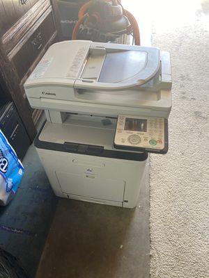 Canon color multifunction printer copier fax for Sale in Chula Vista, CA