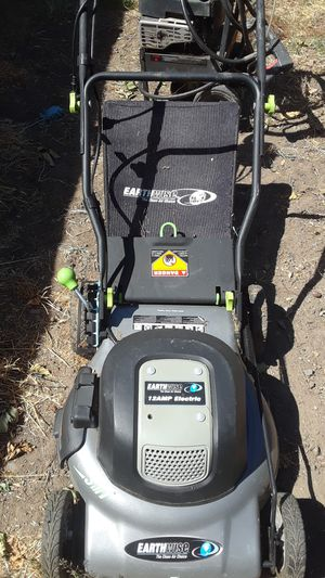 Earthwise electric lawn mower for Sale in Lathrop, CA
