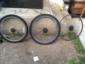 2# Bike Tires for Sale in Los Angeles, CA