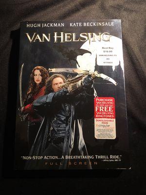 Van Helsing Hugh Jackman Kate Beckinsale DVD FULL SCREEN USED CONDITION for Sale in La Habra, CA