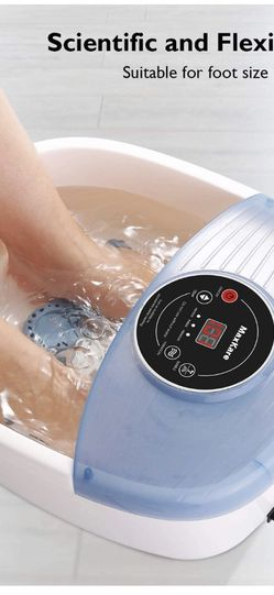 Foot Spa Bath Massager With Heat Bubbles Vibration for Sale in Hillsboro,  OR