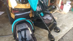 Stroller and car seat . for Sale in Seattle, WA
