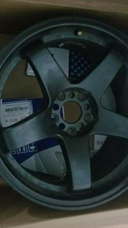 Te37reps Rims (3 Only) for Sale in New York,  NY