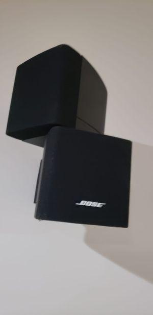 Bose speakers - Acoustimass 5 series V stereo speaker system for Sale in Plainville, MA