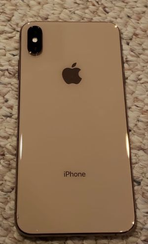 Apple IPhone XS Max 64GB - unlocked for Sale in Issaquah, WA