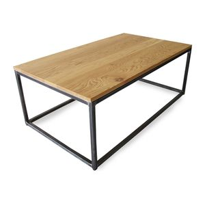 NEW Rectangle Cocktail Table - Solid Wood for Sale in Las Vegas, NV