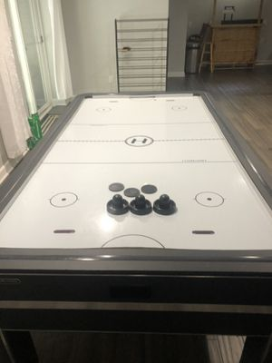Electric air hockey table for Sale in Accokeek, MD