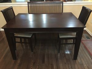 Breakfast/ Dining / Study table for Sale in Princeton, NJ
