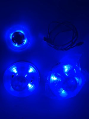 LIGHT UP AIR HOCKEY TABLE PADDLES & PUCK for Sale in Kissimmee, FL