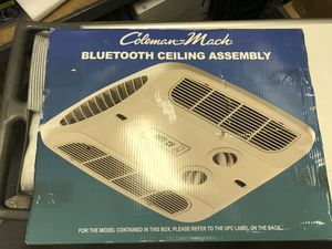 Coleman Mach 9430-720 Non Duct Bluetooth Ceiling Assembly Cool for Sale in Ontario, CA