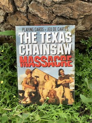 The Texas Chainsaw playing card for Sale in Moreno Valley, CA